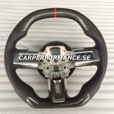Custom Carbon Steering Wheel