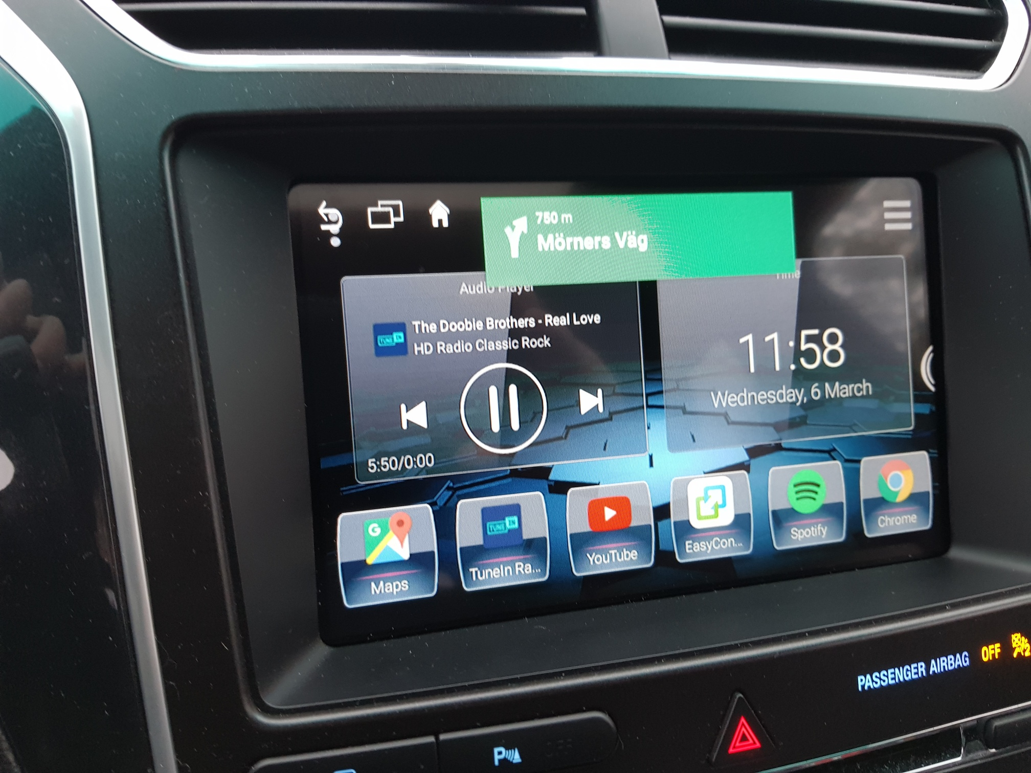 Sync 3 V4 Android Extension Sweden Car Performance
