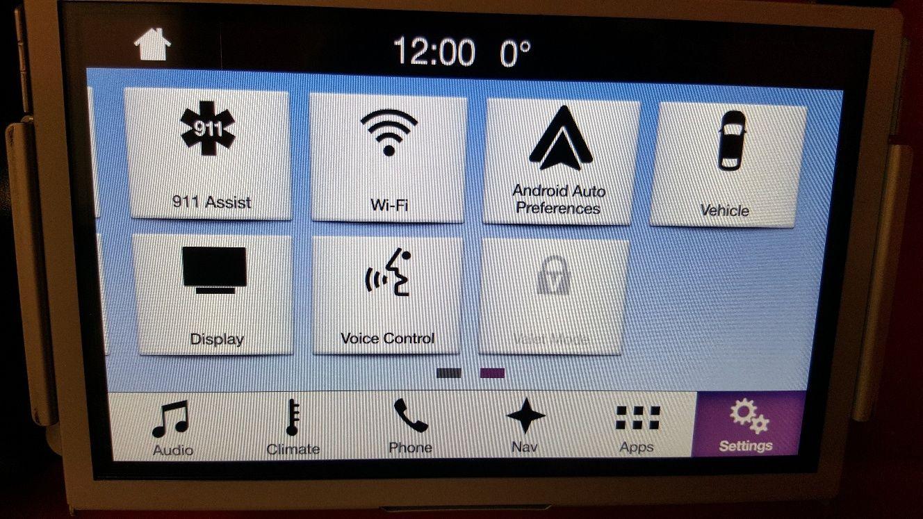 ford sync 2 to sync 3 navigation upgrade australia. Black Bedroom Furniture Sets. Home Design Ideas