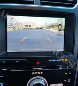 OEM REVERSE CAMERA ACTIVATION